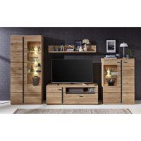 Ensemble meubles TV Sebago I (4 élém.)