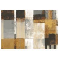 Bild Quadrate Abstrakt (3-teilig)