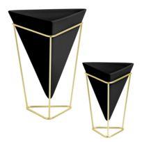 Vases Trigg (lot de 2)