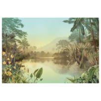 Fotobehang Lac Tropical
