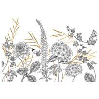 Vlies Fototapete Bumble Bee