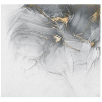 Vlies Fototapete Ink Gold Fluid