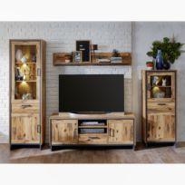 Ensemble meubles TV Priay I (4 éléments)