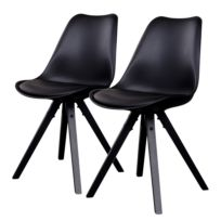 Chaises Trebes I (lot de 2)