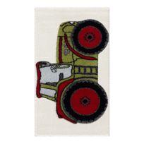 Kindervloerkleed Tractor