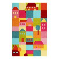 Kinderteppich Poppy Town