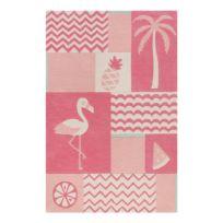 Kinderteppich Fruity Flamingo