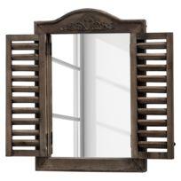 Miroir Fensterladen