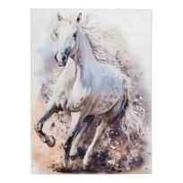 Kinderteppich My Torino Kids White Horse