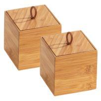 Bambus Box Terra V (2er-Set)