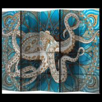 Paravent Zen Octopus II (5 élém.)