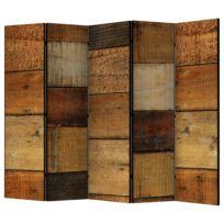 Paravent Wooden Textures II (5 élém.)