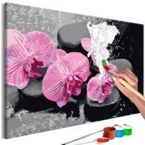 Peinture par numéro - Orchidée III
