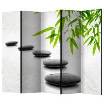 Paravent Zen Stones II