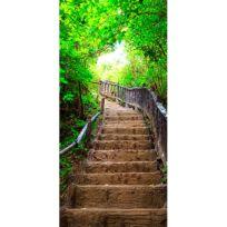 Türtapete Stairs from Nature I
