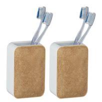 Portes brosse à dents Ambila (lot de 2)