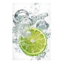Tableau magnétique Lime Bubbles