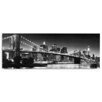 Tableau déco Brooklyn Bridge