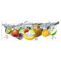 Tableau déco en verre Fruits