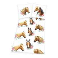 Beddengoed Paarden allover