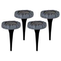 LED-Erdspieß Unverre (4er-Set)