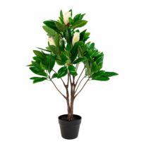 Kunstpflanze Magnolia