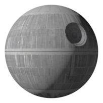 Vlies Fototapete Star WarsDeath Star XXL