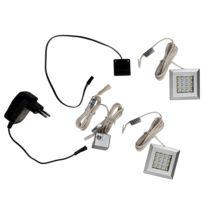 LED-verlichting Batey I (set van 2)