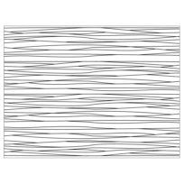 Set de table Lines (lot de 4)
