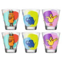 Drinkglas Bambini I (6-delig)