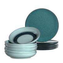 Keramikgeschirr-Set Matera (12-teilig)