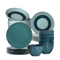 Keramikgeschirr-Set Matera (24-teilig)