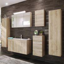Salle de bain Teramo IV (6 éléments)