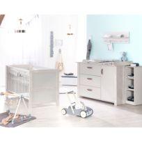 Chambre bébé Mila I (2 éléments)