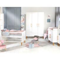 Babyzimmer-Set Mick II (3-teilig)