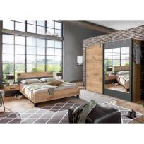 Schlafzimmer-Set Malmoe II (4-teilig)
