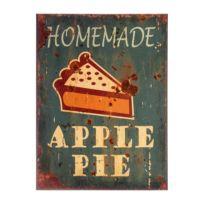 Schild Apple pie