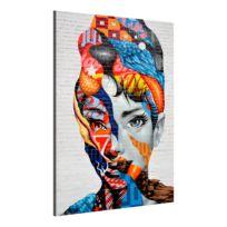 Wandbild Die geheime Kraft der Frau