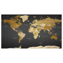 Fotobehang World Map: Modern Geography