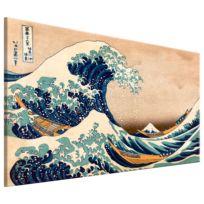 Wandbild The Great Wave off Kanagawa