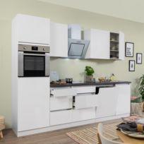 Küchenzeile Melano II (9-teilig)