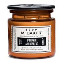 Geurkaars Pumpkin Shortbread