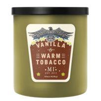Duftkerze Vanilla & Warm Tobacco