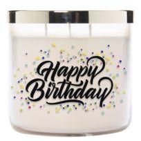 Duftkerze Happy Birthday