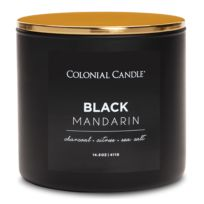 Geurkaars Black Mandarin