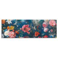 Wandbild Blumenwelt Farbenfroh II