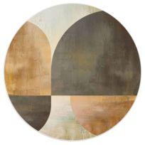 Afbeelding Abstracte Figuren Rond