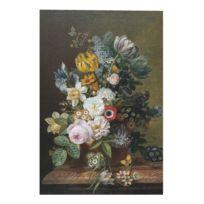 Wandbild  Stillleben mit Blumen