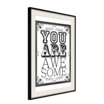 Poster You Are Awesome