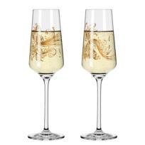 Champagneglas Roséhauch I (set van 2)